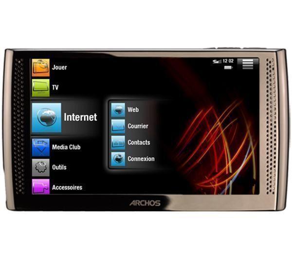 LECTEUR MULTIMEDIA Archos 7 WiFi 320 GB