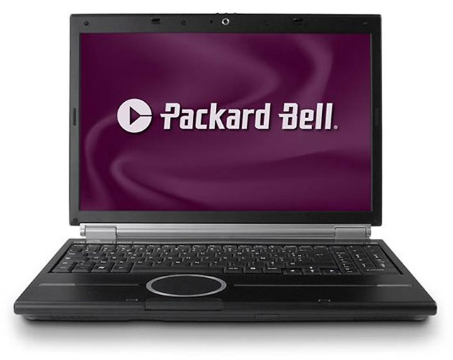 PACKARD BELL EasyNote SB85-P-034W