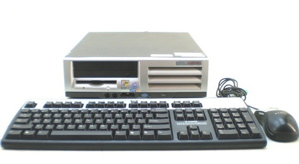 Unité centrale occasion HP Compaq Evo D510 SFF
