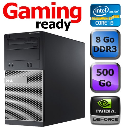 Dell Optiplex 3010 Tour - Gaming ready