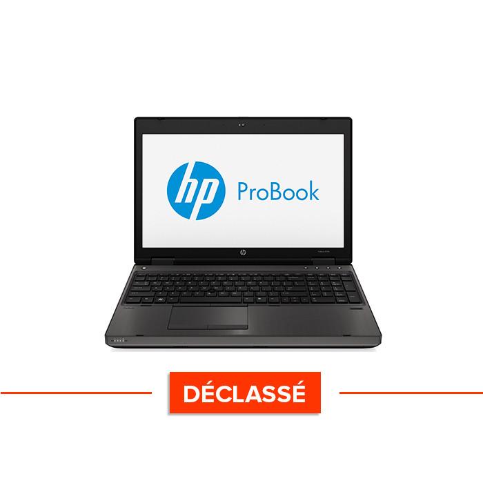 Pc portable reconditionné - HP ProBook 6570B - Trade Discount - Déclassé