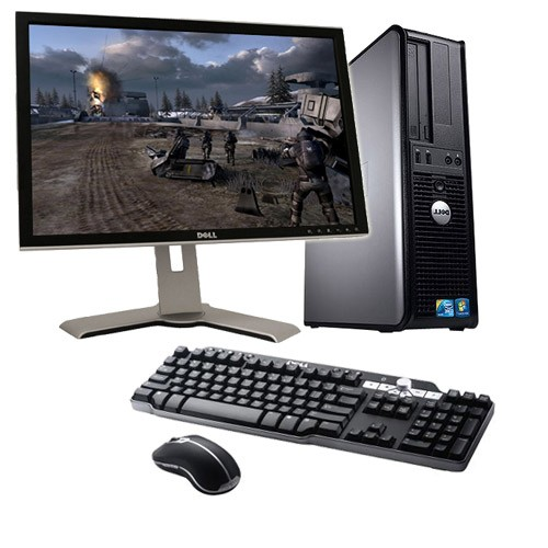 Dell Optiplex GX380 + Ecran TFT 20""
