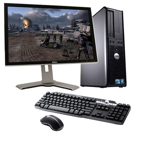 """Dell Optiplex GX380 + Ecran TFT 20"""""""