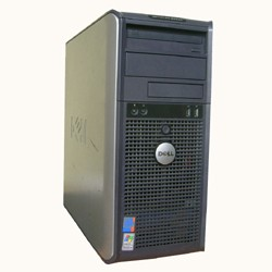 DELL OPTIPLEX GX620 TOUR + Clavier + Souris
