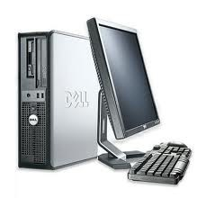 Dell Optiplex GX745 + Ecran TFT 19""