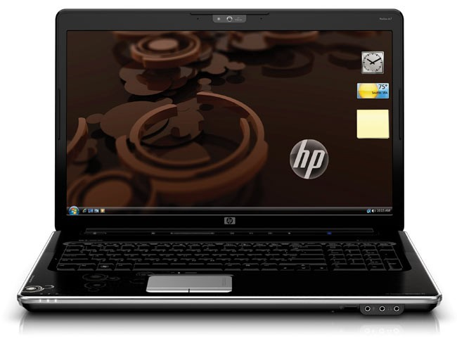 Ordinateur portable occasion HP Pavilion DV7-3125SF