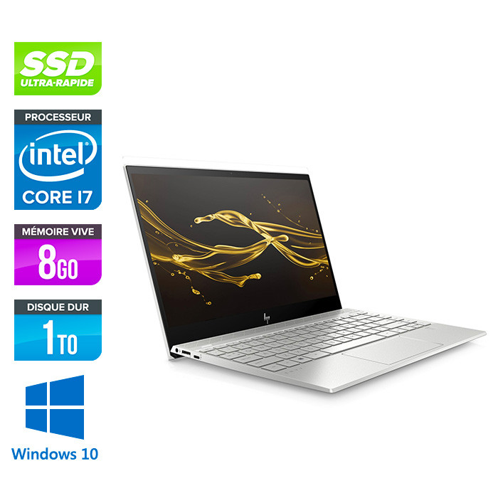 HP Envy 13-aq1001nf  - Windows 10