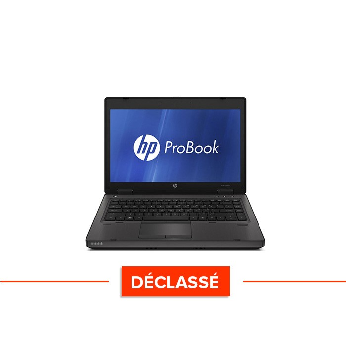 HP ProBook 6460B - Declasse - i5 - 4go - 250 go - HDD - Windows 7