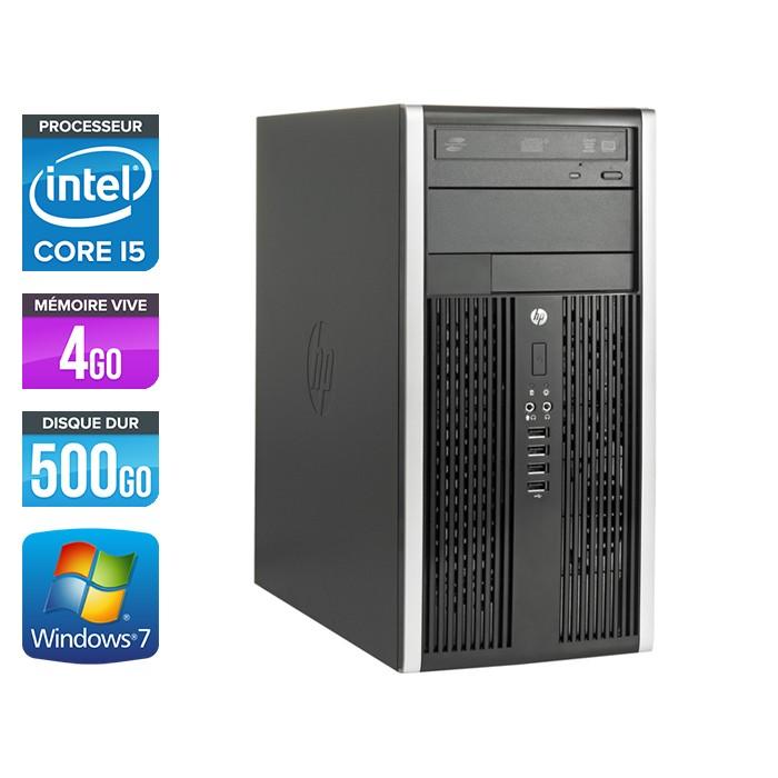 HP Elite 8300 Tour - Core i5 - 4Go - 500Go