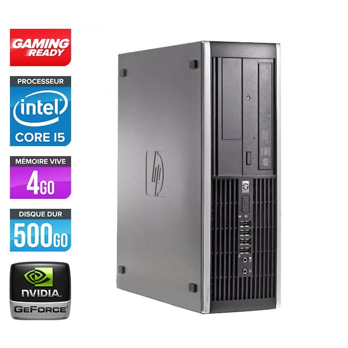 HP Elite 8300 SFF - Core i5 - 4Go - 500Go - Nvidia GT 720