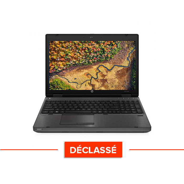 Pc portable - HP ProBook 6560B reconditionné - Déclassé