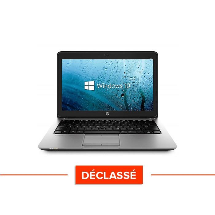 Ordinateur portable reconditionné - HP EliteBook 820 G1 - Déclassé