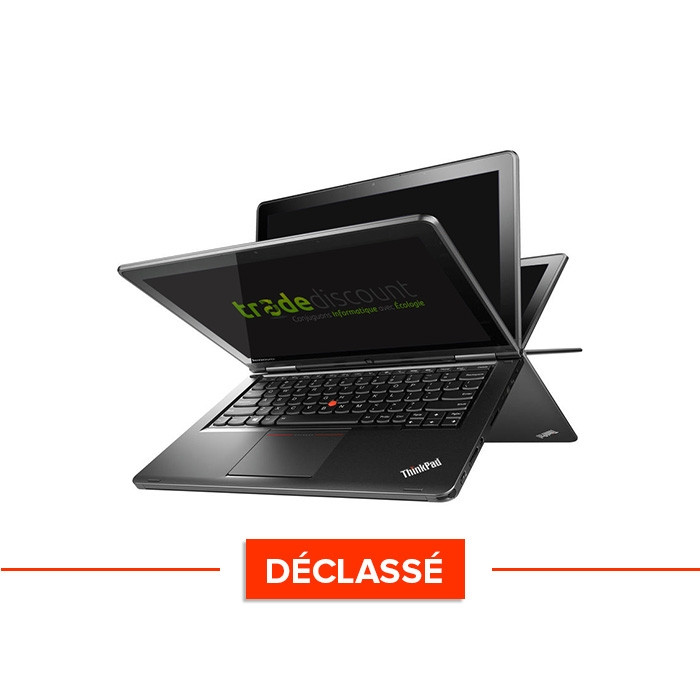 Pc portable reconditionné - Lenovo ThinkPad S1 Yoga - déclassé