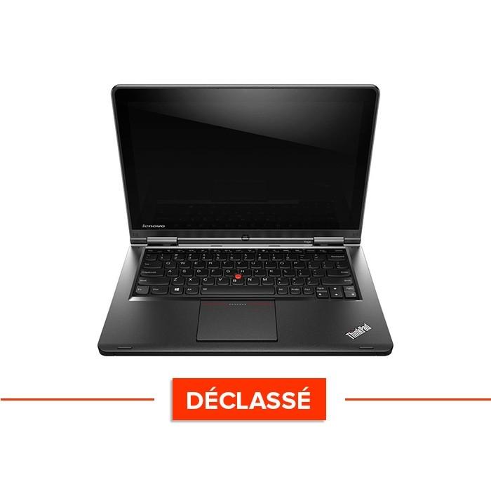 Pc - Lenovo ThinkPad S1 Yoga - déclassé - i5 - 8go - 320go- hdd - windows 10 famille