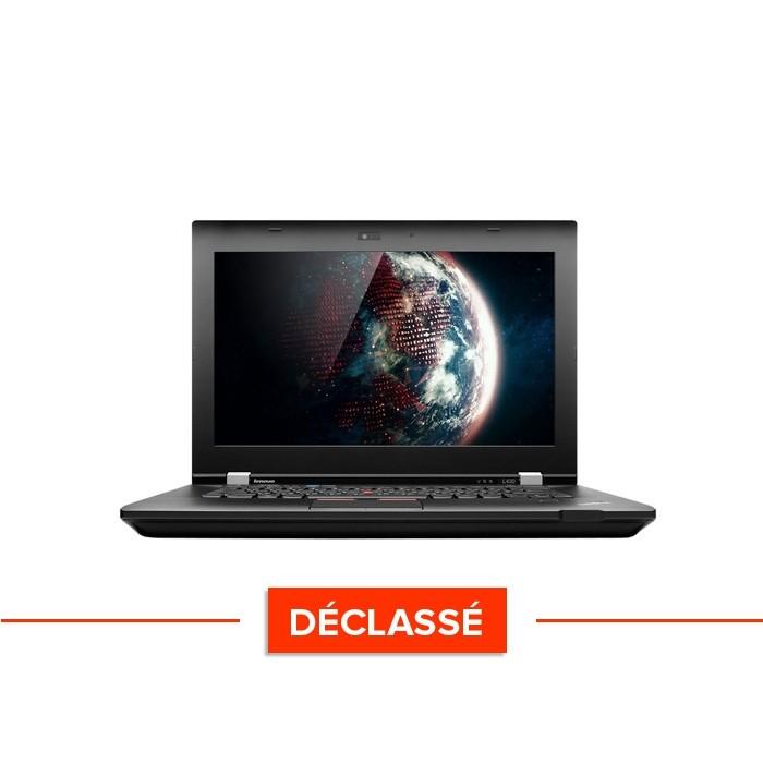 Lenovo ThinkPad L430 déclassé - i5 - 4 Go - 320 Go HDD - Windows 10