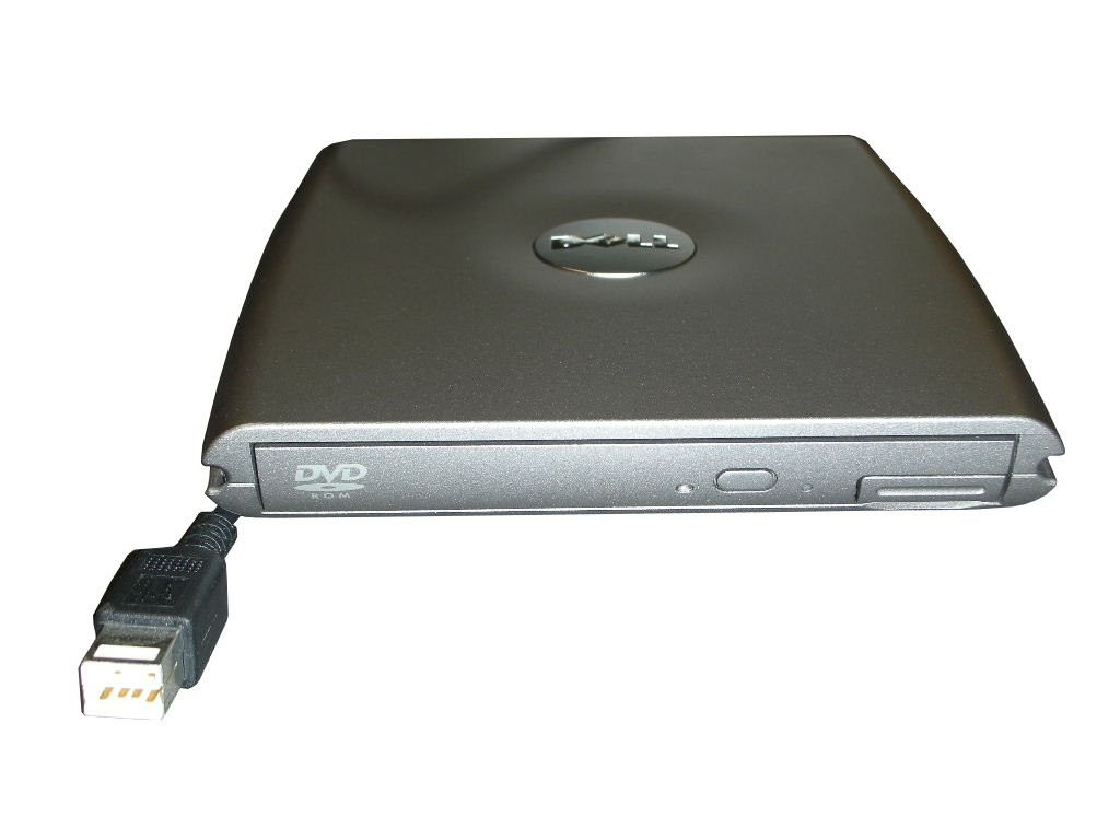 Lecteur DVD externe DELL - PD01S - D/Bay External - Gris