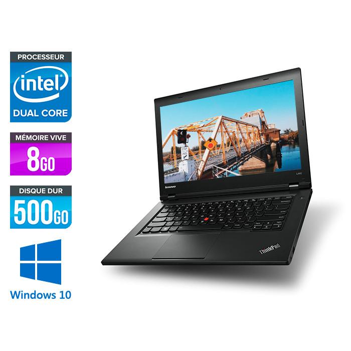 Lenovo L440 -  Celeron 2950M - 8Go - 500Go HDD - Windows 10 home