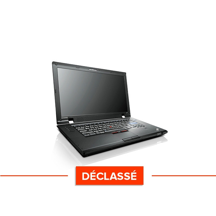 Pc portable - Lenovo ThinkPad L450 - Trade Discount - Déclassé - Core i5 - 8 Go - 500 Go HDD - Windows 10 Famille
