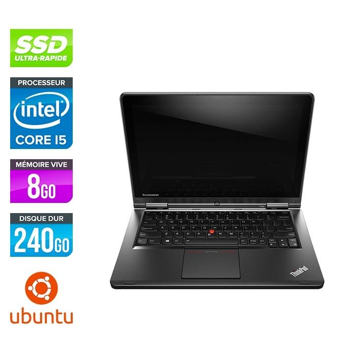Lenovo Yoga S1 - i5 - 8Go - 240Go SSD - Linux