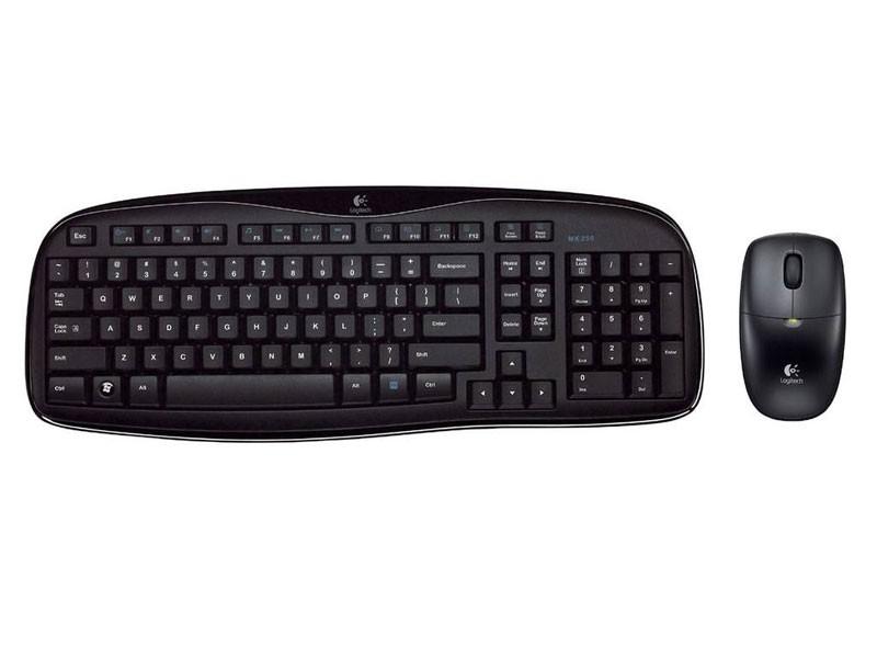 Pack clavier / souris LOGITECH