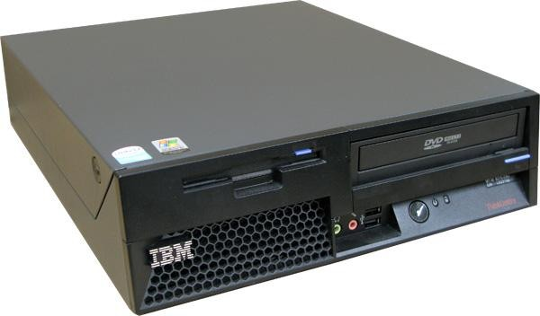 ORDINATEUR BUREAU IBM THINKCENTRE M52