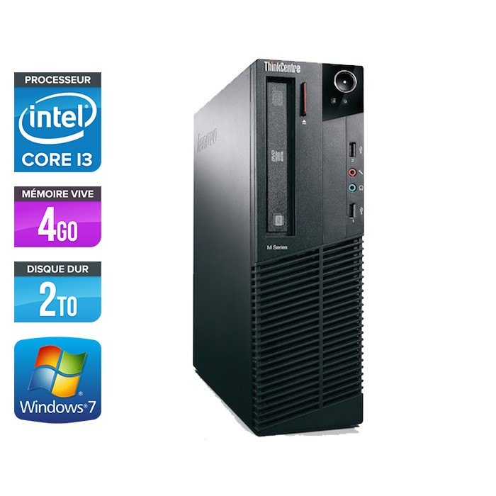 Lenovo ThinkCentre M81 SFF