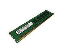 Micron - DIMM - 2 Go - DDR3 ECC - Registered - PC3-10600E