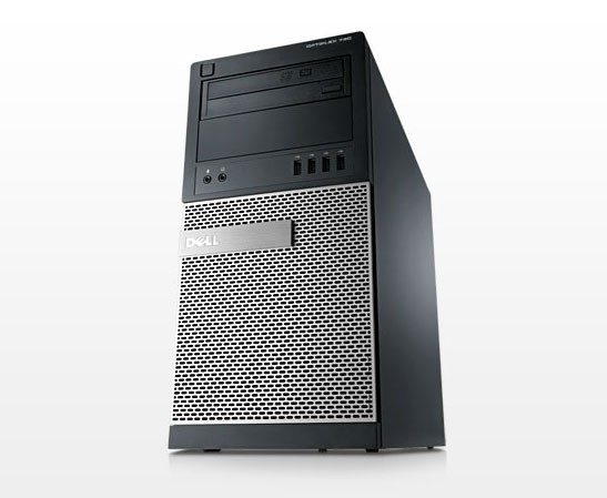 Dell Optiplex 390 Tour
