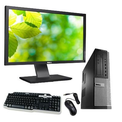 """Dell Optiplex 990 Desktop + Ecran 23"""" DELL"""