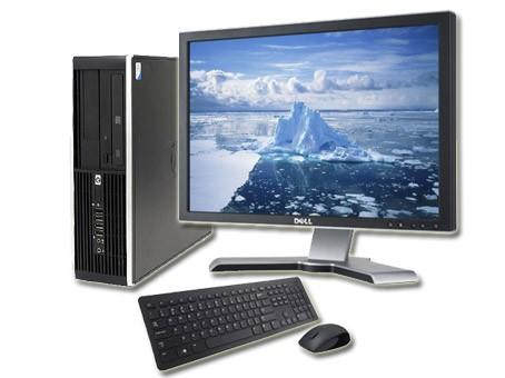 """HP 6000 PRO SFF + Ecran TFT 20"""""""