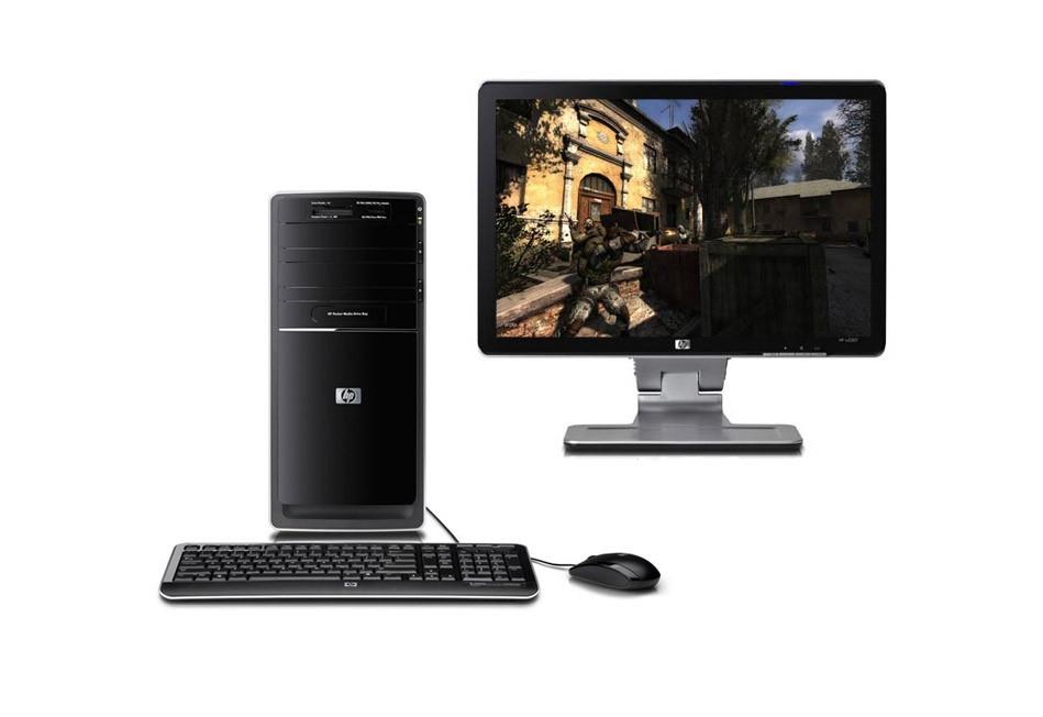 "Ordinateur bureau occasion HP PAVILION P6035FR + Ecran 22"""