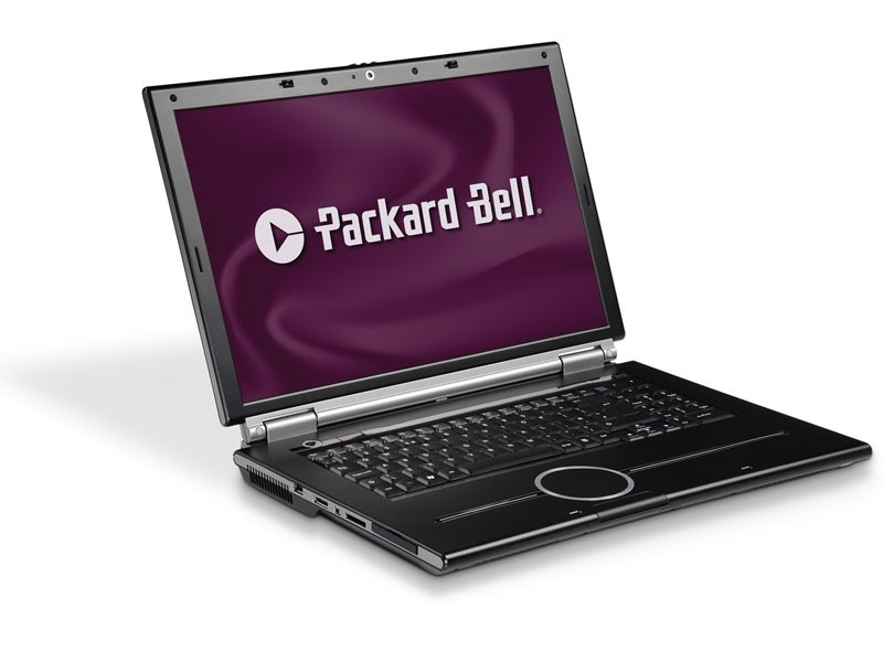 PACKARD BELL EasyNote SB85-P-010W