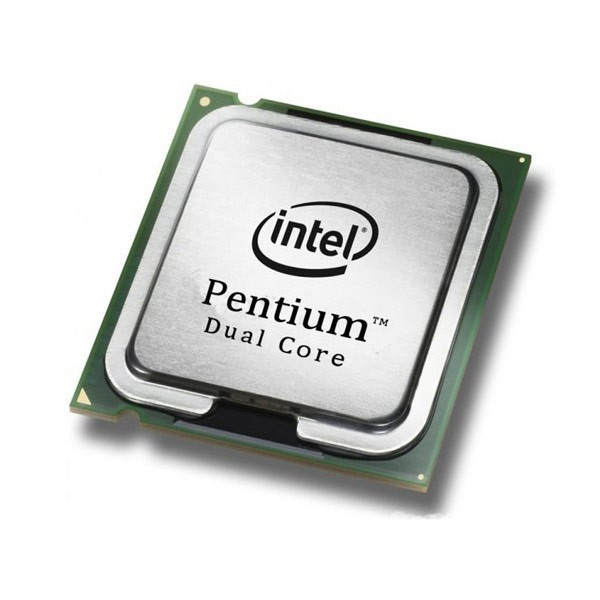 Processeur CPU - Intel Pentium Core Duo E2160 - 1.8Ghz 1Mo 800Mhz LGA775 SLA3H Pc