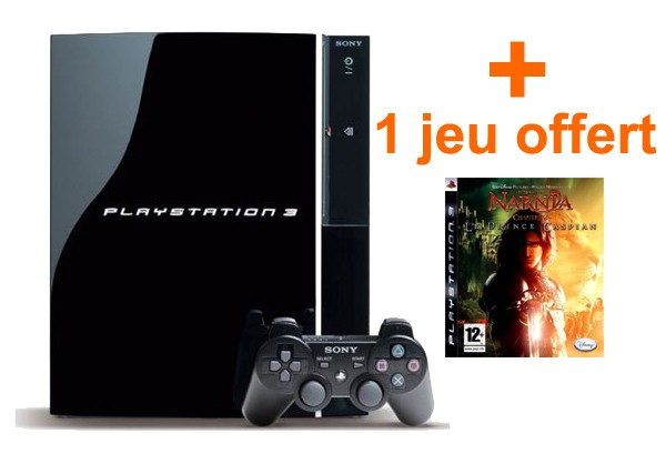 Console de jeux Sony Playstation 3 80GB