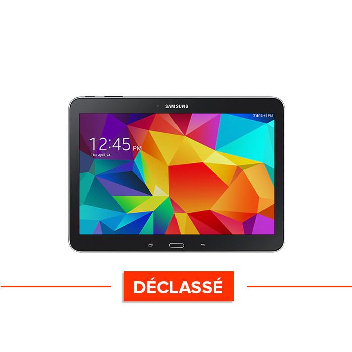Tablette Tactile reconditionnée Samsung Galaxy TAB 4 - SM-T530 - Déclassé