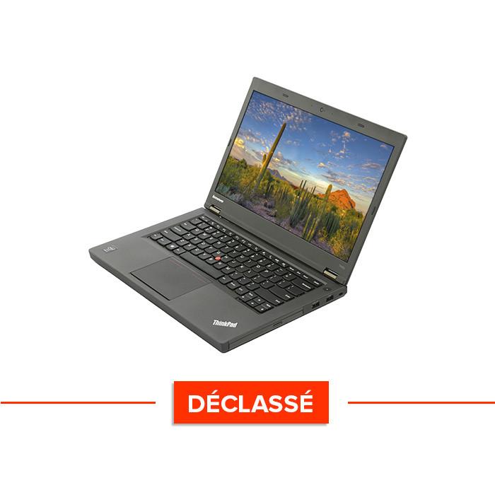 Lenovo ThinkPad T440P - Pc portable reconditionné - Déclassé