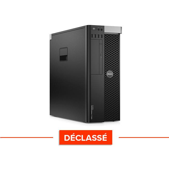 Workstation reconditionnée - Dell Precision T5610 - Déclassé