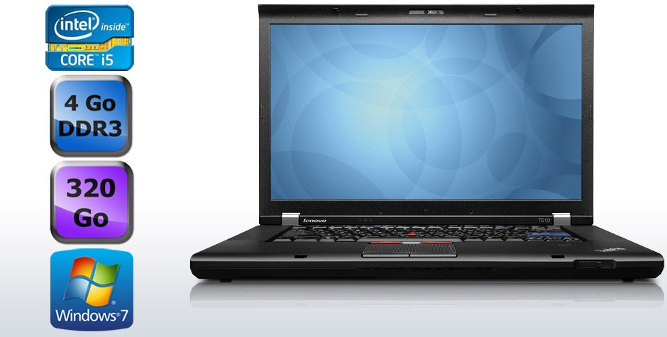 LENOVO THINKPAD T410 windows 7
