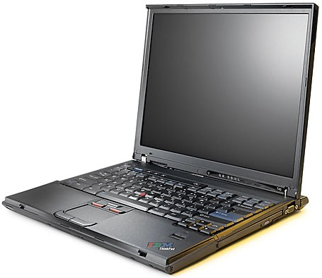PC PORTABLE IBM THINKPAD T43