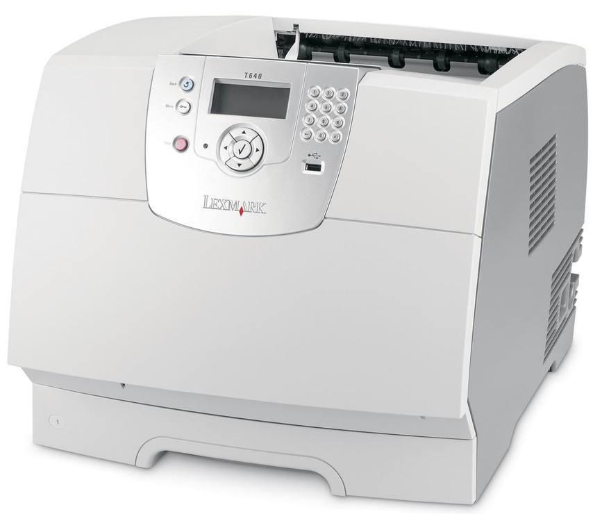Lexmark Optra T640