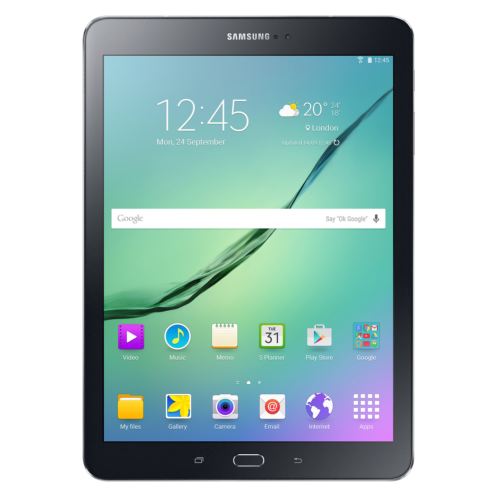 Tablette Tactile Samsung Galaxy TAB S2 - Noire