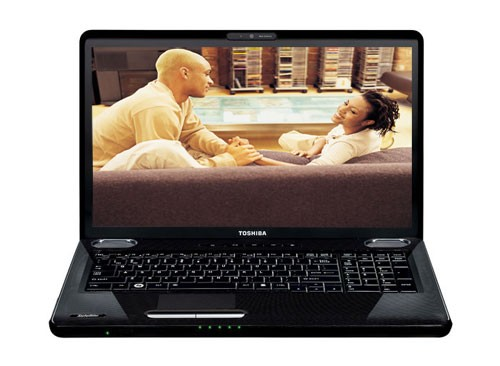 TOSHIBA SATELLITE L555-135