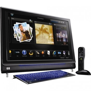 "ORDINATEUR PC BUREAU HP TouchSmart IQ515.fr 22"" LCD Blu-Ray"