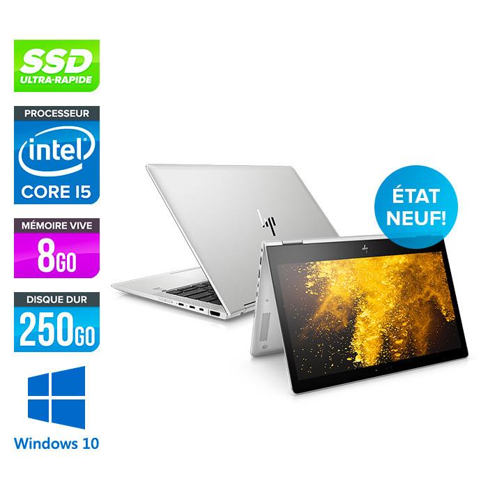 HP EliteBook X360 1030 G3 - i5 - 8Go - 256Go SSD - W10