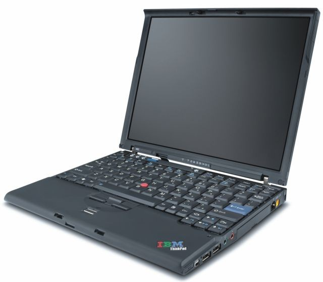 PC PORTABLE LENOVO IBM THINKPAD X60