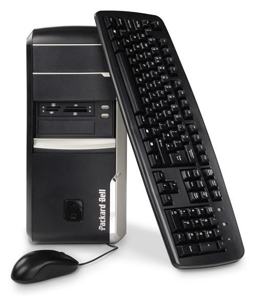 Unité Centrale Packard Bell iMédia X9233
