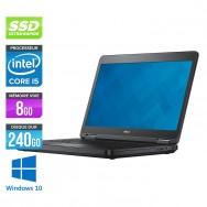 Dell Latitude E5440 - Core i5 - 8Go - 240 Go SSD - Windows 10
