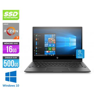 HP ENVY x360 13-ar0008nf - 16Go - 512Go