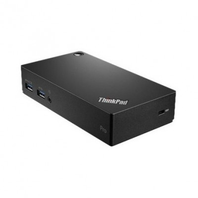 Station d'accueil Lenovo ThinkPad USB 3.0 Pro Dock - 40A7