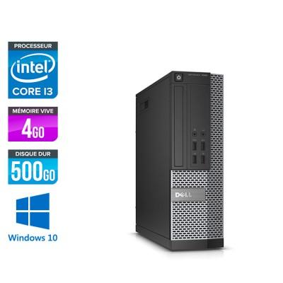 Dell Optiplex 7020 SFF - Intel i3 - 4go - 500go - hdd - windows 10